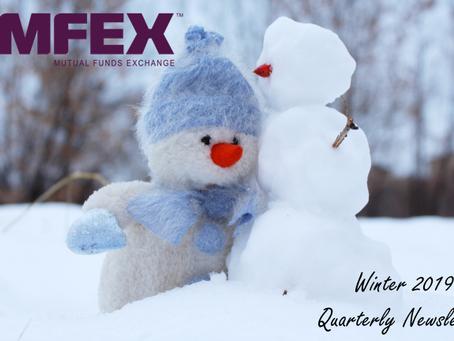 MFEX Quareterly Newsletter - Winter 2019