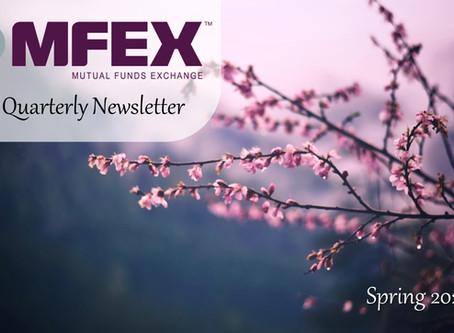 MFEX Newsletter - Spring 2020