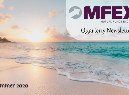 MFEX Newsletter - Summer 2020