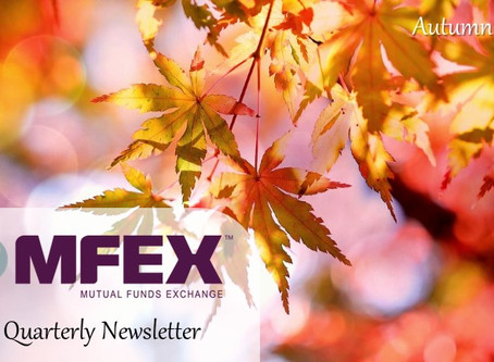 MFEX Quarterly Newsletter - Autumn 2018
