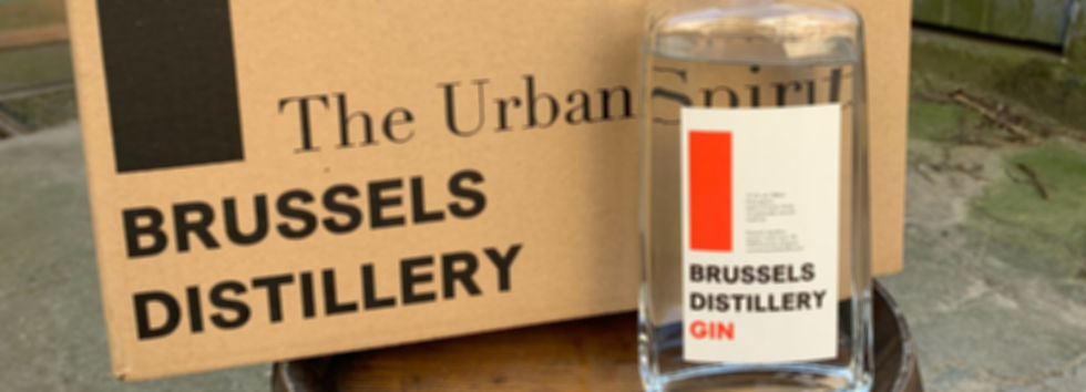 Brussels Distillery gin
