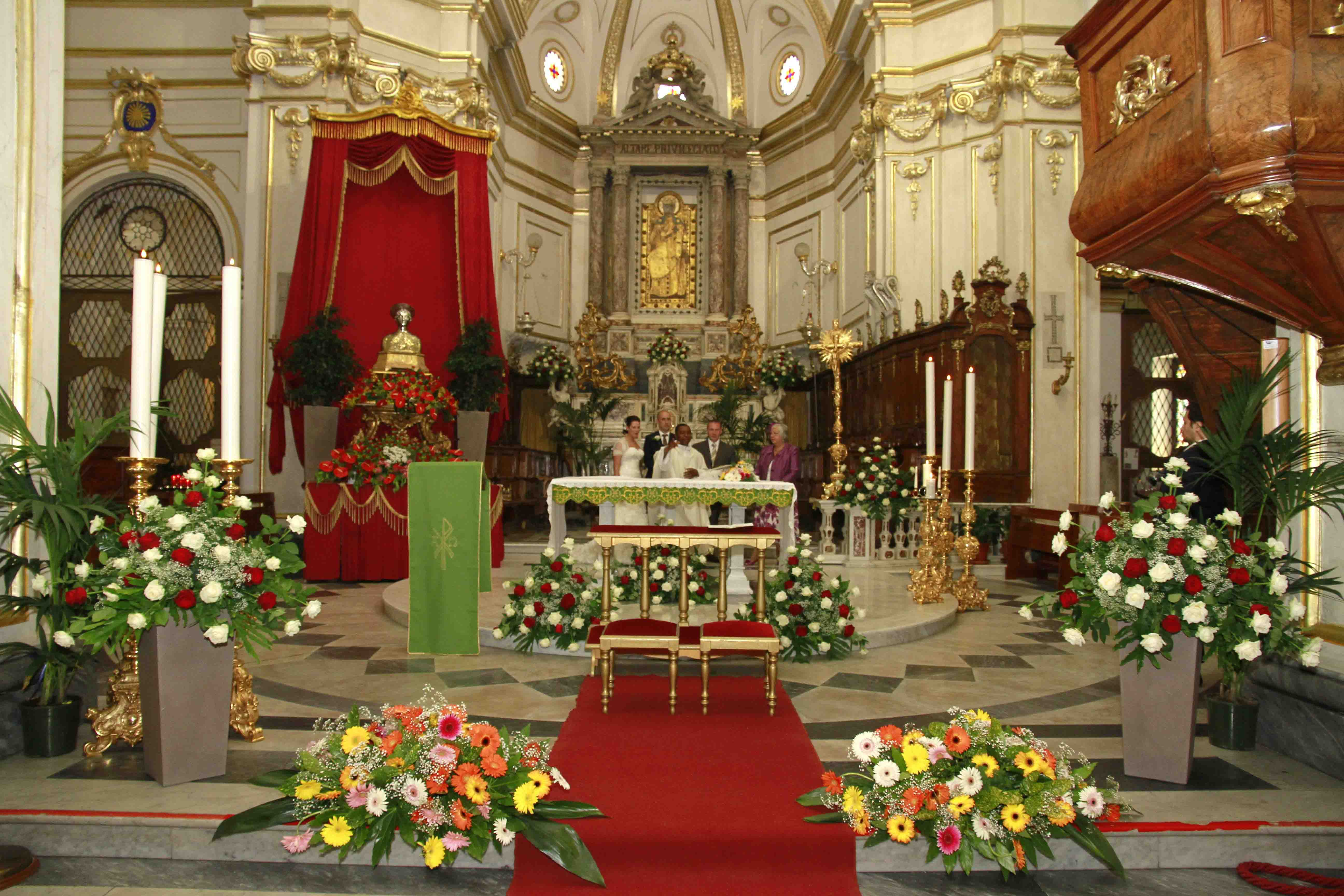 Church of Positano