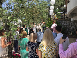 Villa Ricky Reception & PartyB