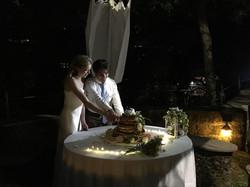 Wedding Cake time