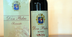Don Pedro Red Wine