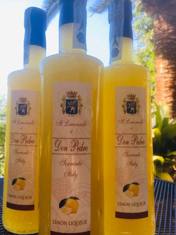 Don Pedro Limoncello