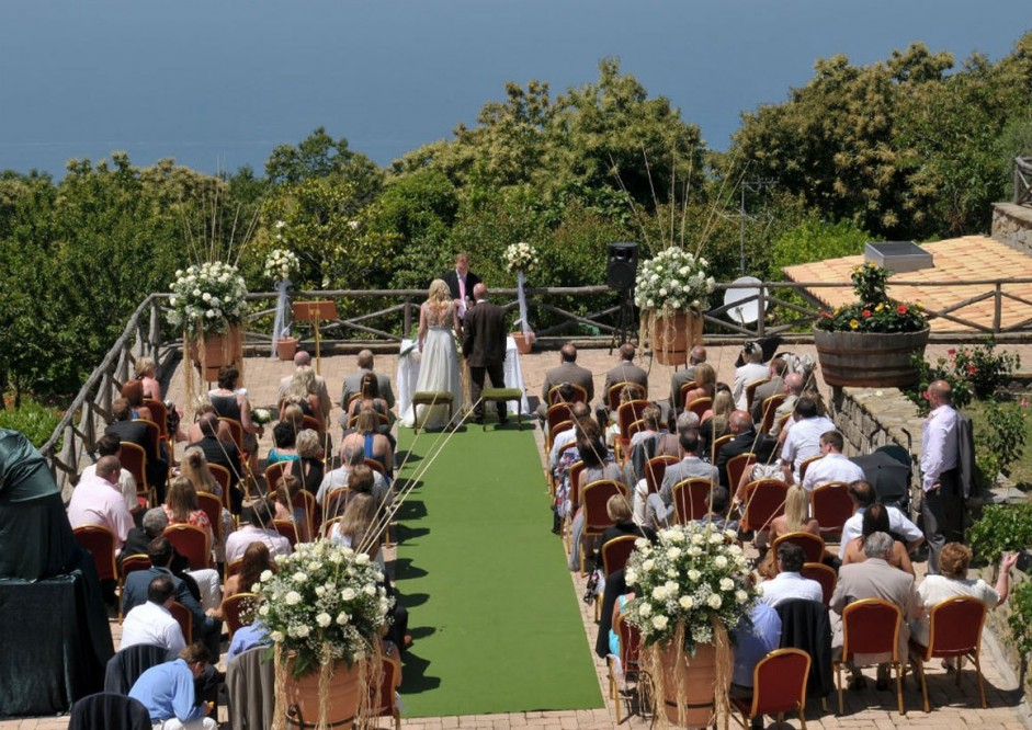 Wedding in the Villa