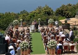 Wedding in the Villa