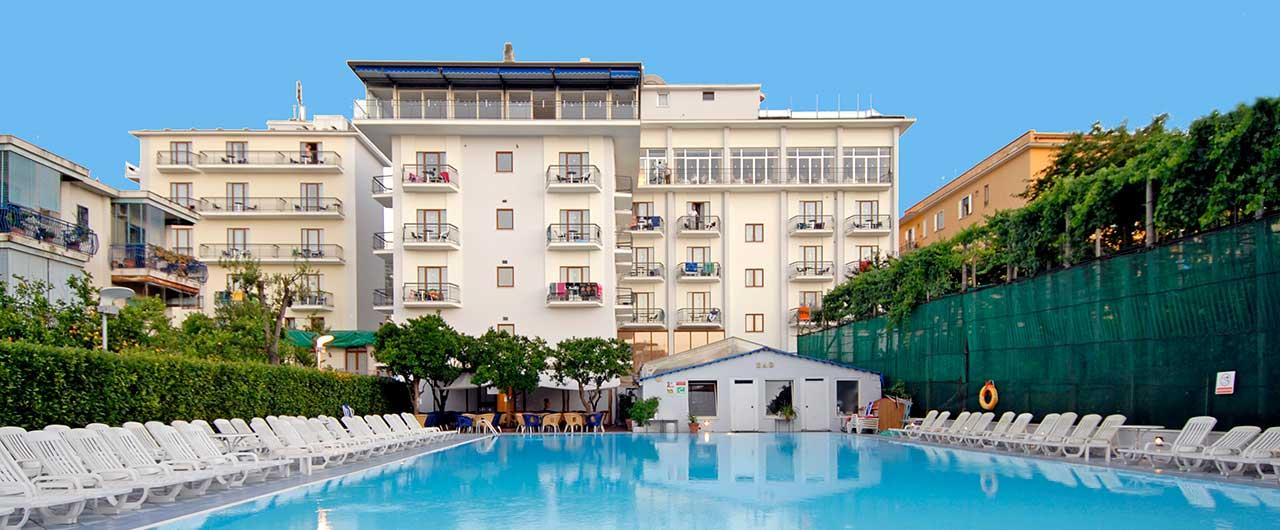 Hotel Flora Sorrento