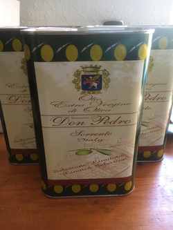 Extra Virgin Olive Oil Don Pedro