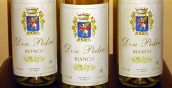 Don Pedro White wine