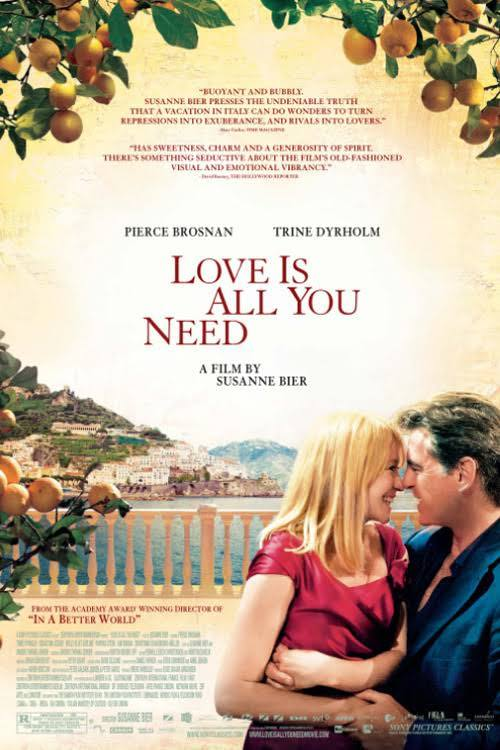 "Film ""Love is all You Need"""