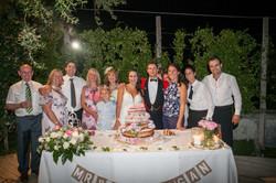 Don Pedro at the Maravi - Cake Time