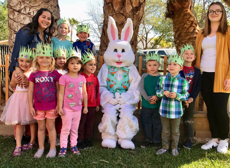 Easter Bunny Visits Town & Country!
