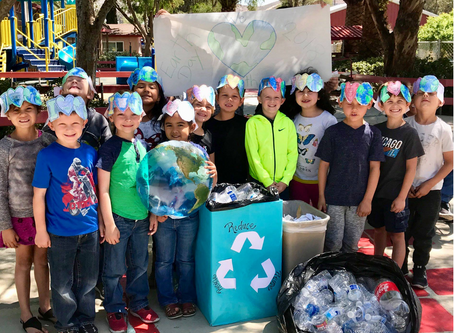 Earth Day at Town & Country Day School