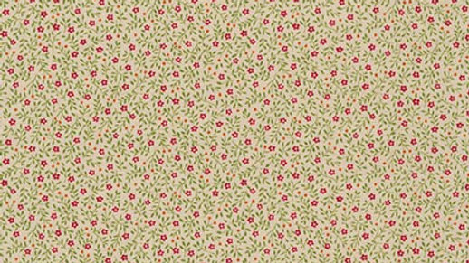 Robert Kaufman Crimson by Sevenberry Fabric: SB-6100D42-3