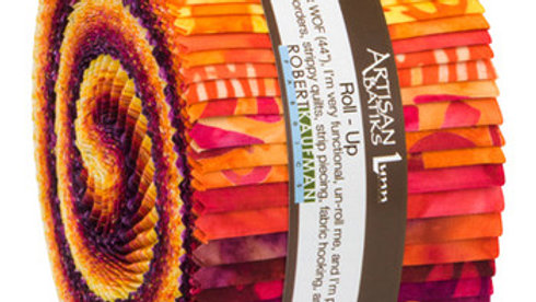 Roll Ups: Artisan Batiks: Waiting for the Sun by Lunn Studios - Complete Collect