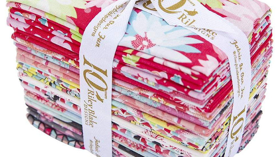 Paper Daisies Fat Eighth Bundle