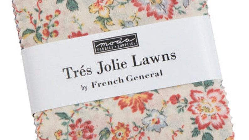 Pre Order Tres Jolie Lawns By French General