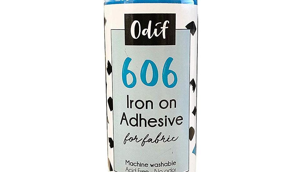 Odif 606 Iron on Adhesive for fabrics