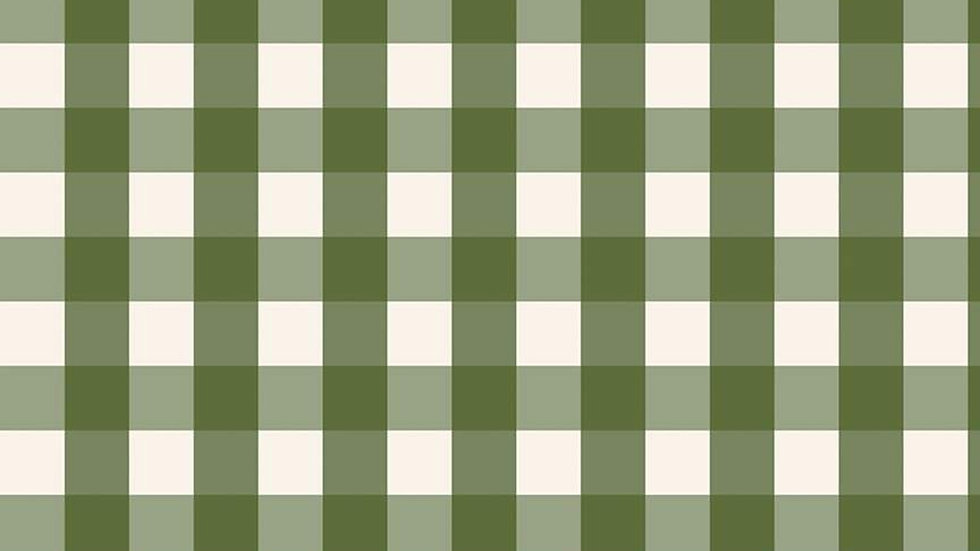 Flannel Winterberry Plaid Green