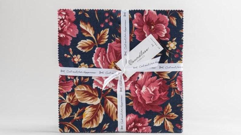 "Boundless Heritage Home Precut Fabric 18"" X 22""  20PCS"