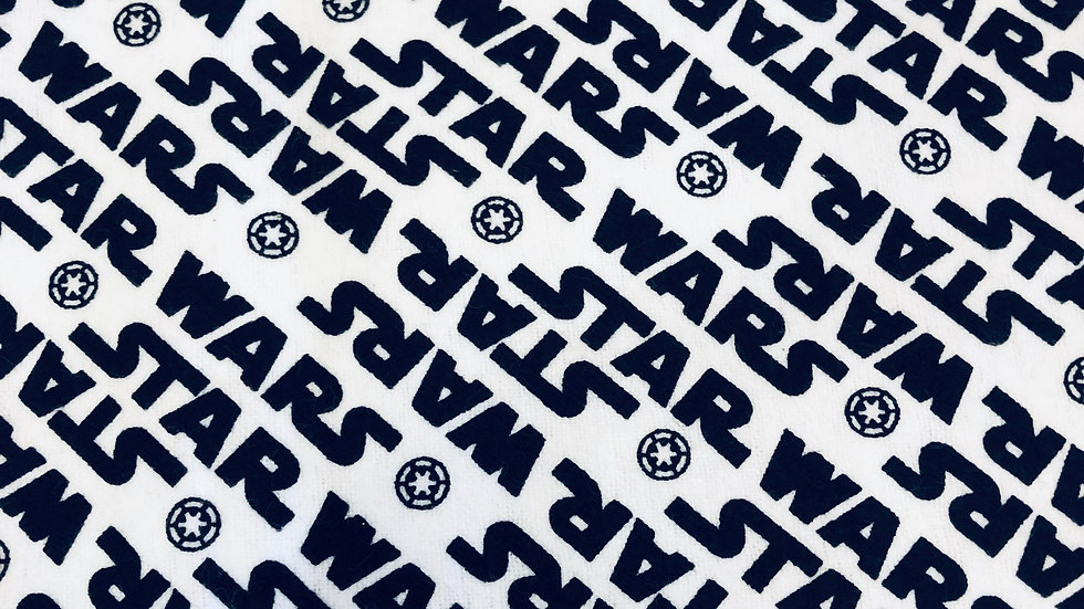 Star Wars Fabric by Camelot  1.5 Yards