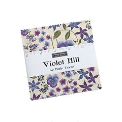 Violet Hill Charm Pack by Holly Taylor for Moda 42PCS
