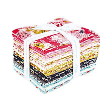 Faith, Hope & Love Fat Quarter Bundle 21PCS