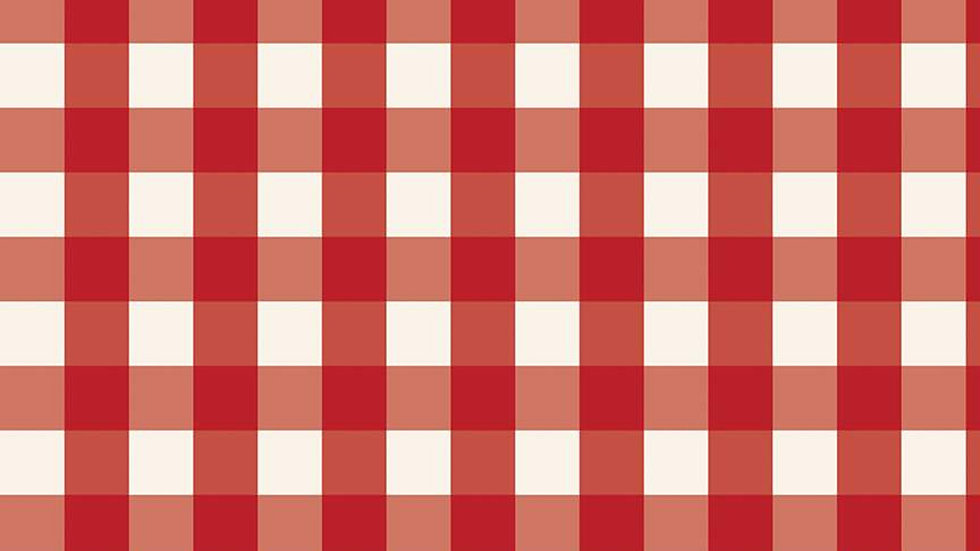 Flannel Winterberry Plaid Red