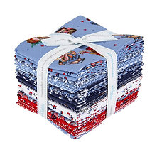 Riley Blake Set Sail Fat Quarter Bundle 21PCS