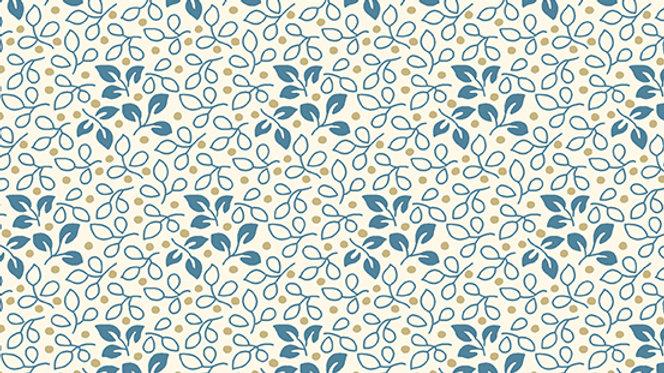 Perfect Union Fabric A-9585-B Royal