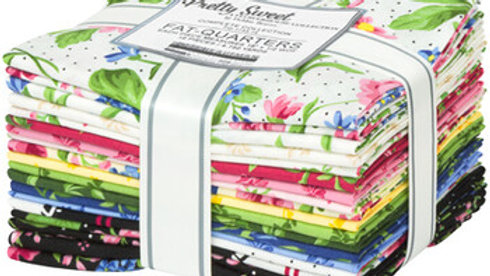 Fat Quarter Bundles: Pretty Sweet by Debbie Beaves - Complete Collection