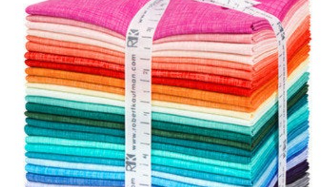 Quilter's Linen by Studio RK - New Colors 2019  29PCS