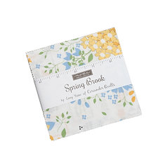 "Spring brook Charm Pack 5"" x 5"" - 42 PCS  Moda"
