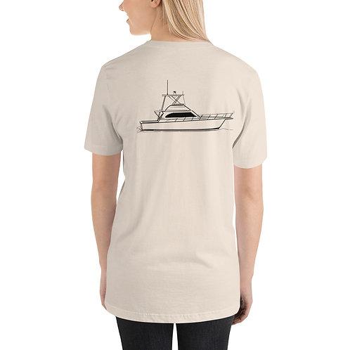 Egg Harbor 42 Short-Sleeve Unisex T-Shirt