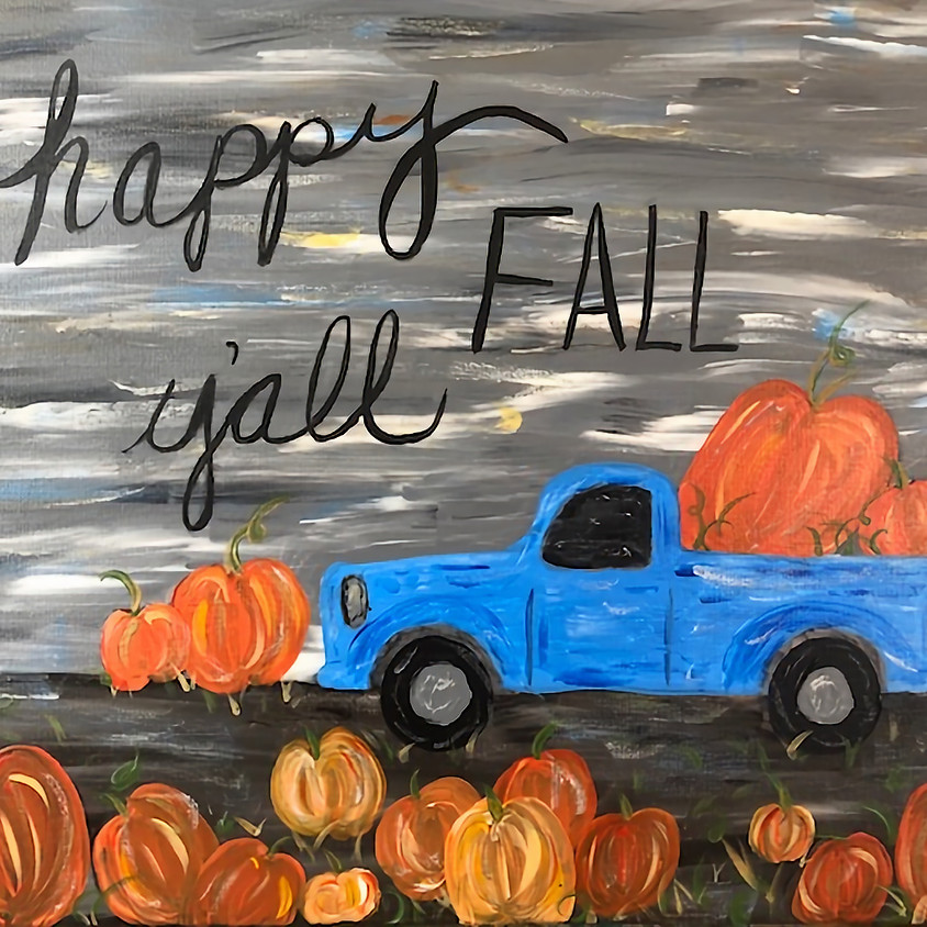 Sept. 29th - Fall Truck @1:00pm