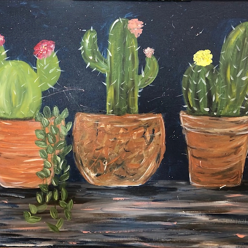Sept. 13th - Cactus Collection @6:30pm