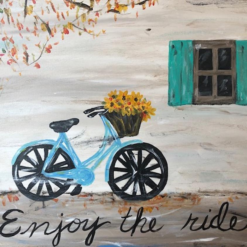 Oct. 11th - Enjoy The Ride @6:30-9:30pm