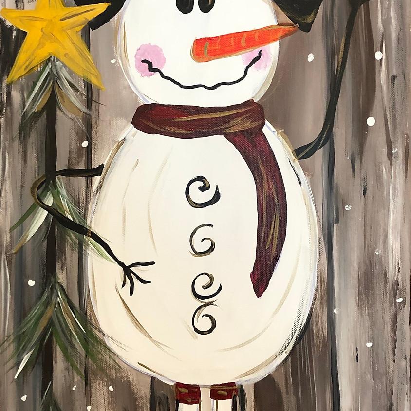 Nov. 22nd - Frosty @ 6:30-9:30pm