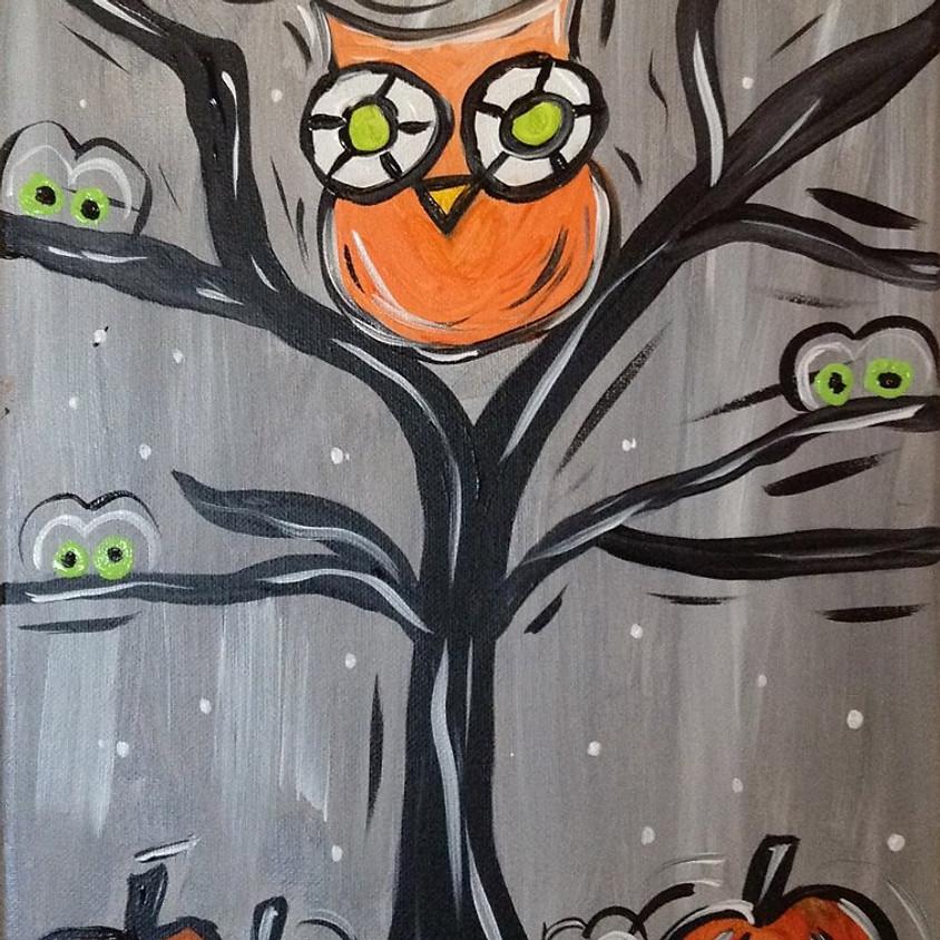Oct. 6th -  Mr. Owl's Pumpkin Patch@ 1-2:30pm
