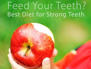 What Should I Eat for Healthy Teeth?