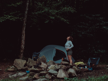 Navigating your period in the backcountry