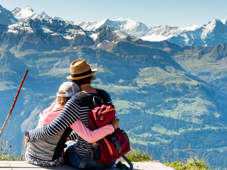 Enjoy Mother Nature solo or with family and friends this Mother's Day