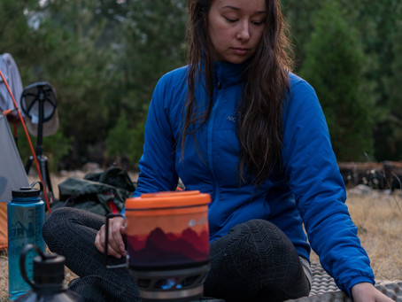 Eat Like a Queen: How to Make Irresistible Gourmet Backpacking Meals