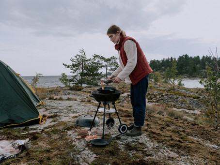 Backcountry cooking with intention: More than just calories