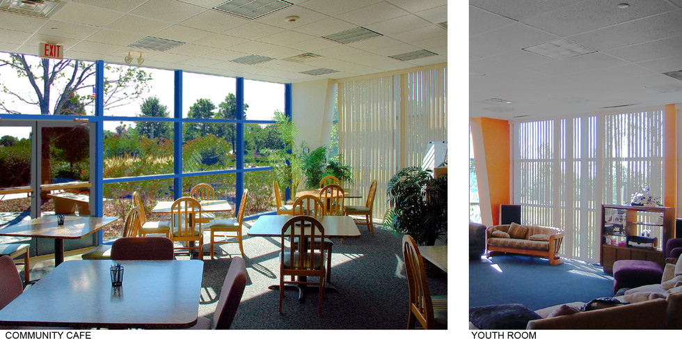 Cornerstone UMC Cafe and Youth Room