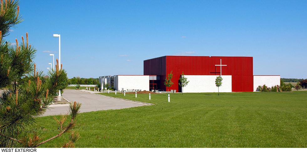 Fox Valley Christian Exterior