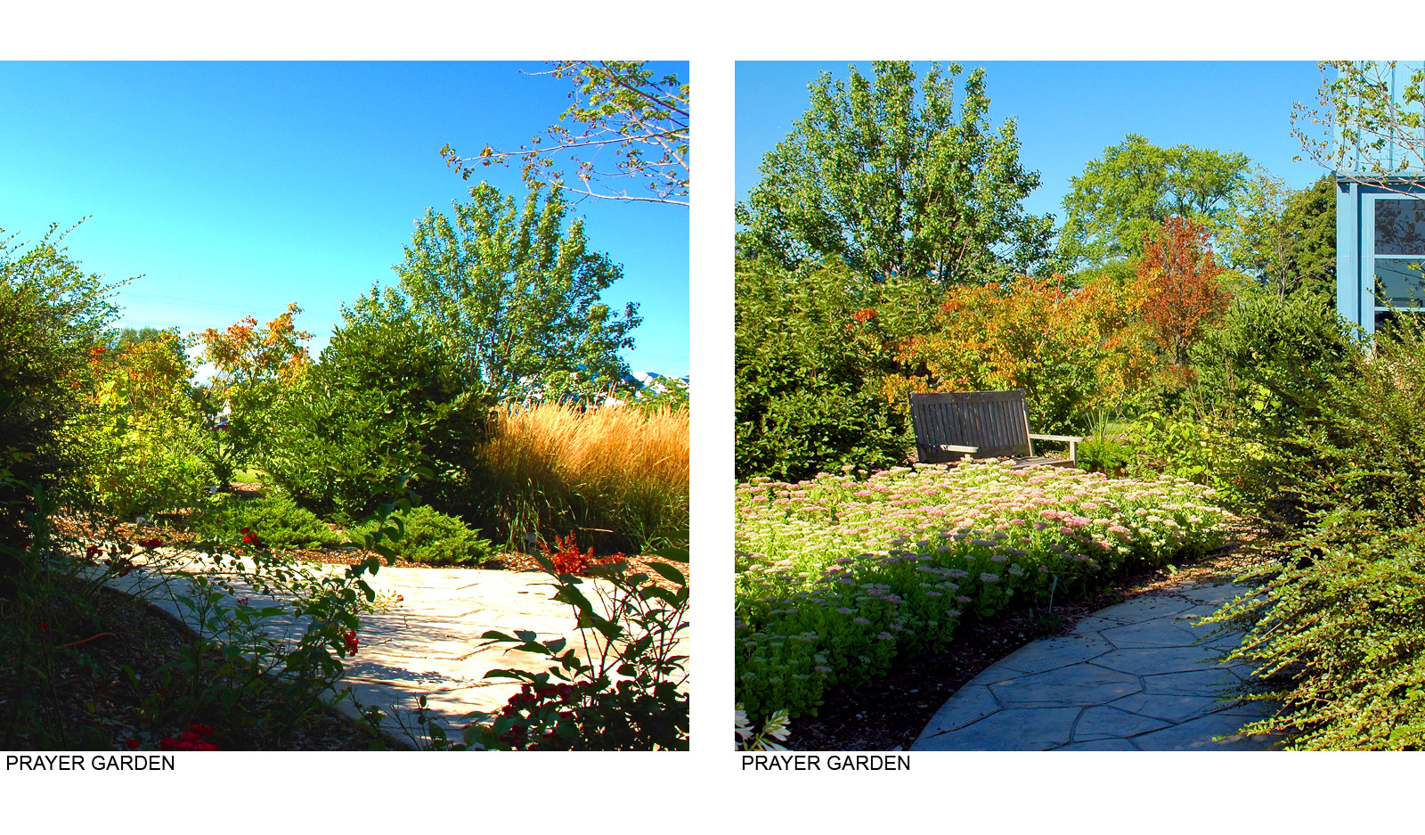 Cornerstone UMC Prayer Garden