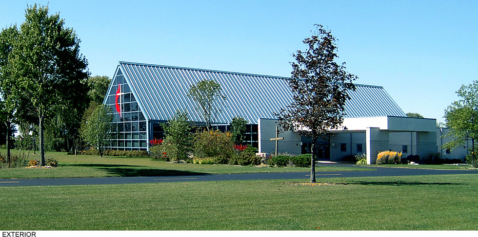 Cornerstone UMC Exterior